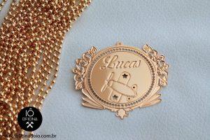 Medalha para lembrancinha
