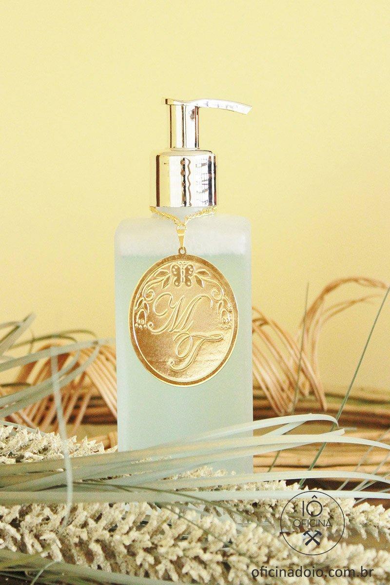 medalha para aromatizador de ambiente