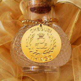 Medalha lembrança maternidade Thiago
