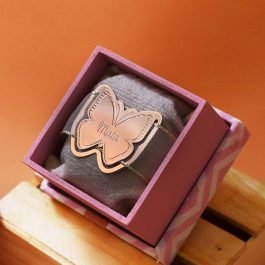 marcador de pagina borboleta