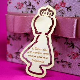 marca pagina princesa
